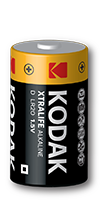 Kodak Batteries 100 x 215 D