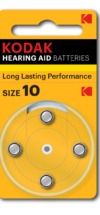 KODAK HEARING AID BATTERIES