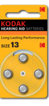 Kodak Hearing Aid Battery