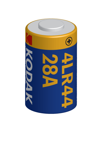 Kodak Max super alkaline batteries