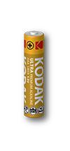 KODAK Ultra Premium Alkaline Batteries