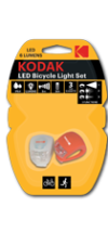 Kodak WW Bicycle Light Set