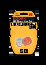 Kodak WW Bicycle Light Set