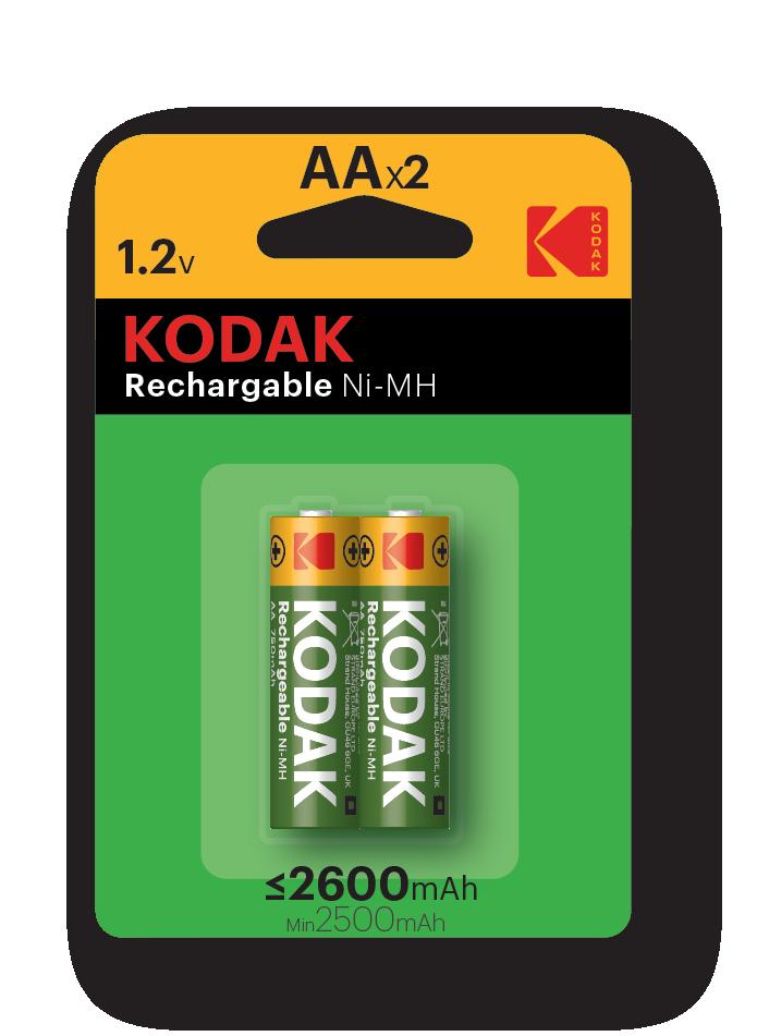 Kodak Rechargeable Aa Style Batteries Kodak Batteries