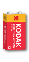 KODAK Super Heavy Duty ZINC