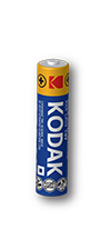 KODAK MAX Super Alkaline Batteries
