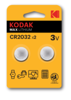 Kodak Button Cells