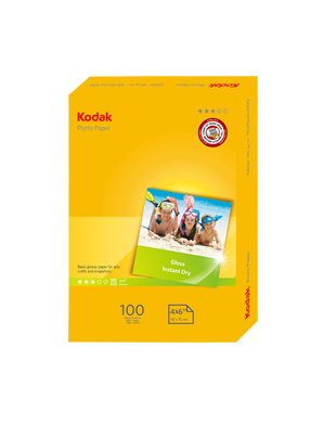 Kodak Photo Gloss 180gsm A6