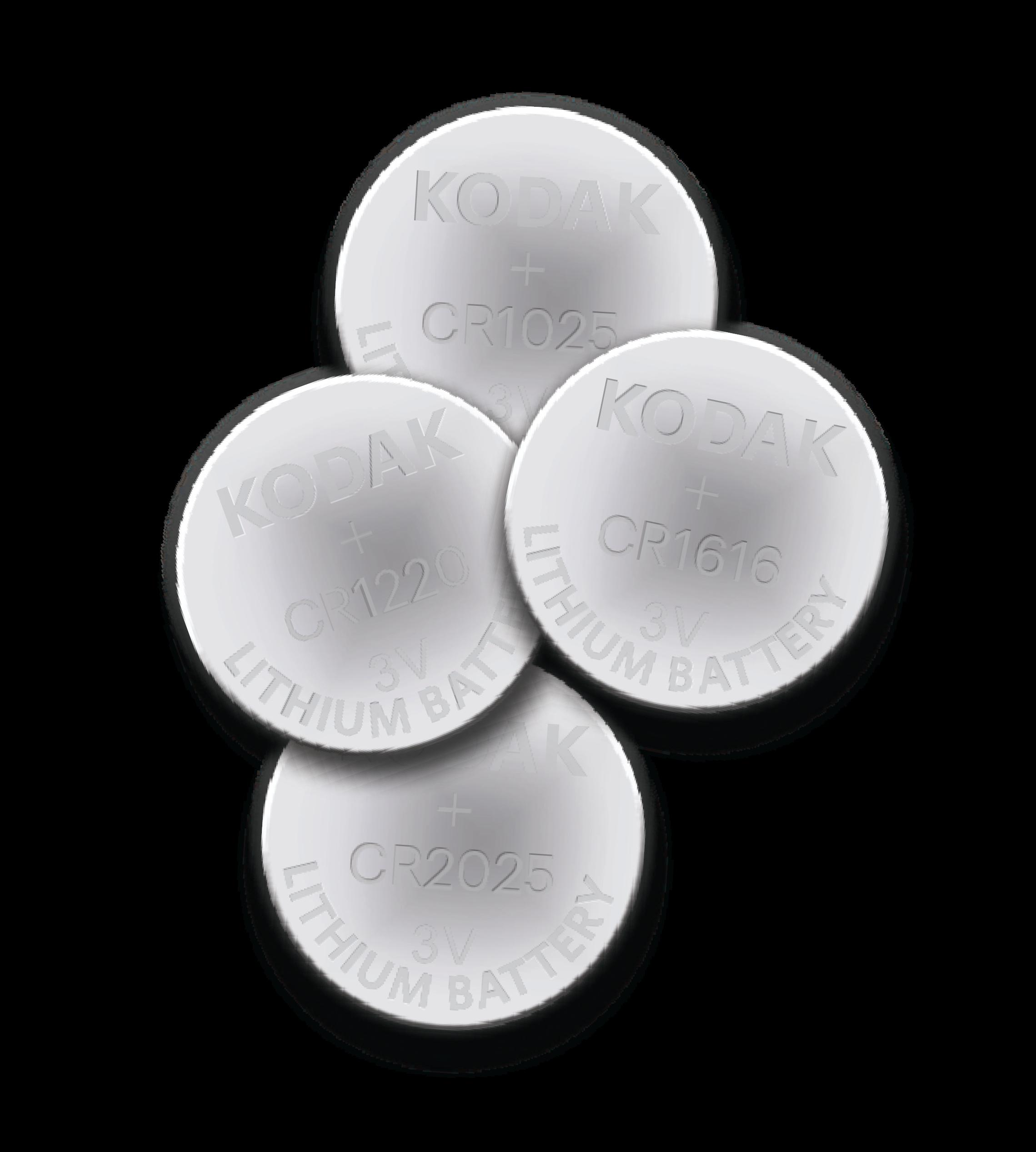Kodak Button Cells