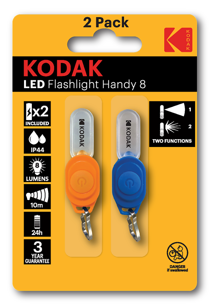 KODAK LED Handy Flashlights